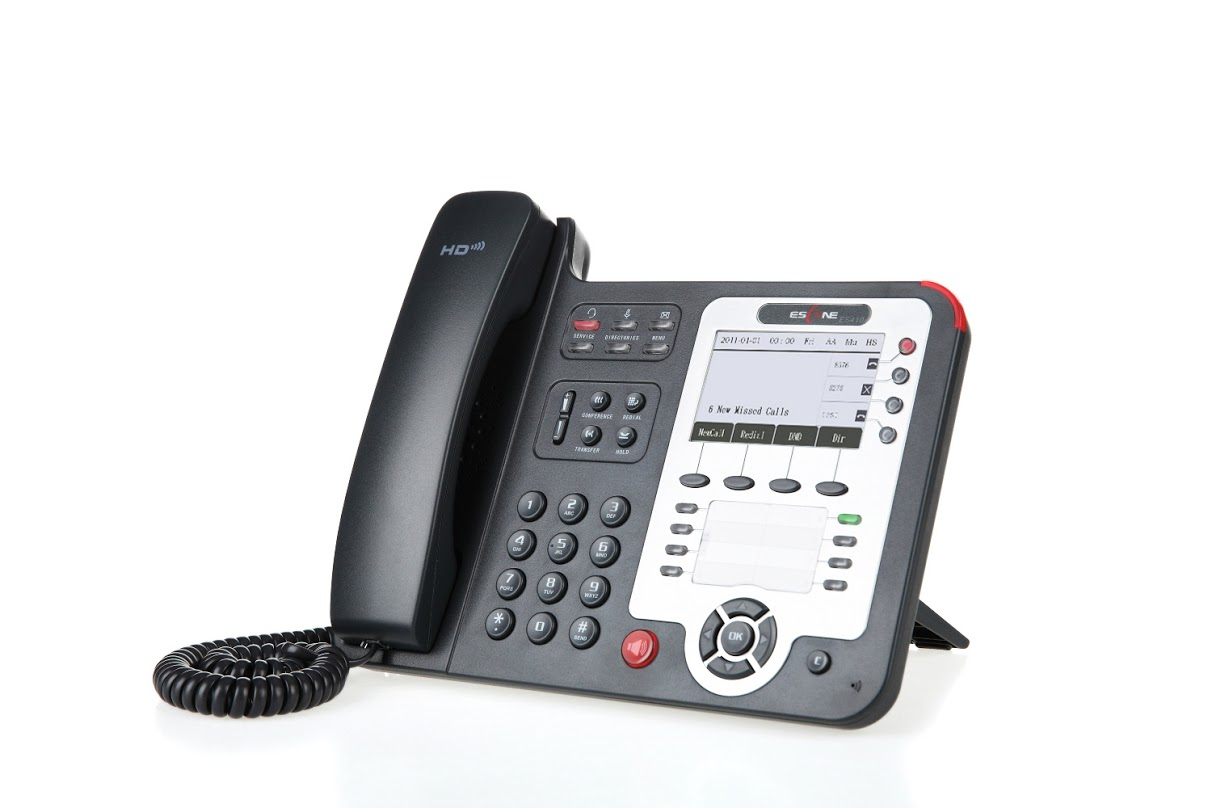 ES410 Enterprise Phone